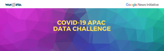 Covid-19 APAC Data Challenge Showcase Registration Page